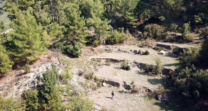 Fethiye'de kaybolan yaşlı adam için seferberlik