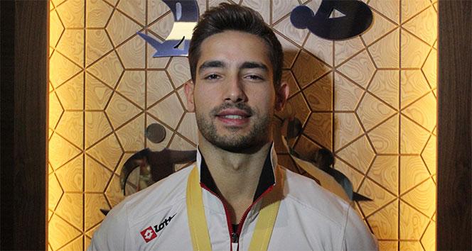 İbrahim Çolak: '2020 Tokyo'da ülkemize birçok madalya kazandıracağımıza inanıyorum'