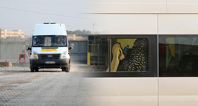 Suriye'de yakalanan DEAŞ'lılar Türkiye'ye getiriliyor