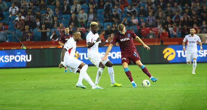 ÖZET İZLE: Trabzonspor: 4-1 Gaziantep Maç Özeti ve Golleri İzle  TS Gaziantep Kaç Kaç Bitti