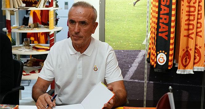 Zoran Simoviç: 'Galatasaray'da takım daha yeni'