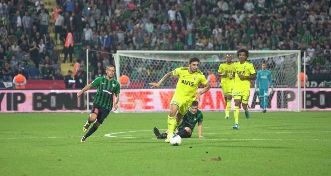 ÖZET İZLE: Denizlispor 1 - 2 Fenerbahçe Maç Özeti ve Golleri İzle| Denizli FB Kaç Kaç Bitti