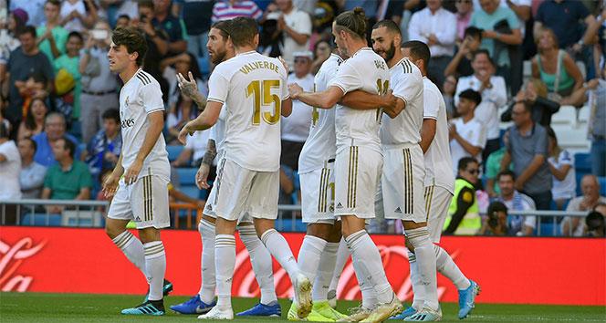 Galatasarayın rakibi Real Madridde son durum