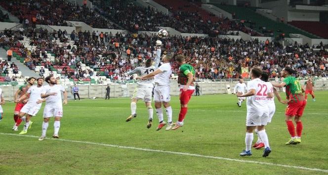 Amedspor iç saha maçlarında kayıp