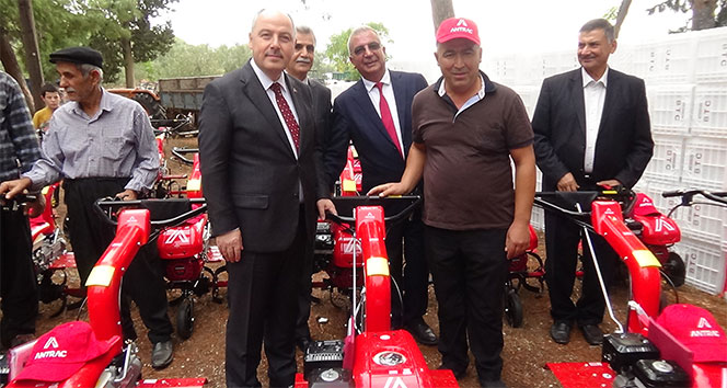 BTC bölgesel kalkınma için Osmaniye'de zeytincilik desteklerine devam ediyor