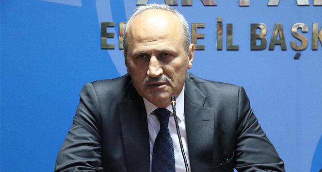 Ulaştırma ve Altyapı Bakanı Turhan'dan Haydarpaşa ve Sirkeci Garı açıklaması