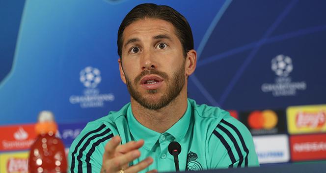 Sergio Ramos: 'Çıkışa geçebilmek için 3 puan almak istiyoruz'