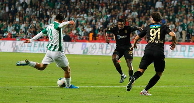 ÖZET İZLE: Konya: 0-2 Yeni Malatya Maç Özeti ve Golleri İzle   Konyaspor Malatyaspor Kaç Kaç Bitti?