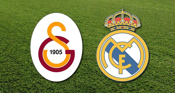 Galatasaray Real Madrid Şifresiz Canlı İzle AZ TV İDMAN TV