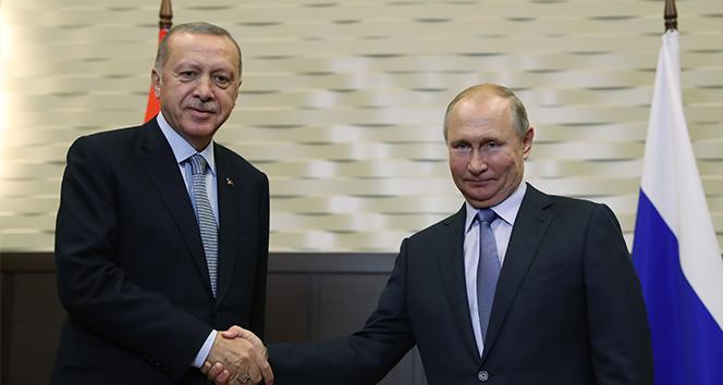 Türkiye ve Rusyadan Soçide tarihi mutabakat
