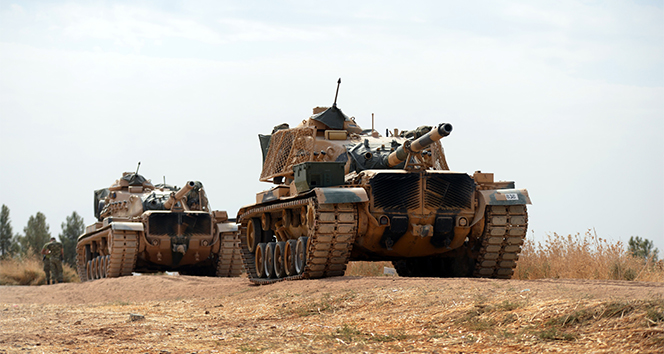 Terör örgütü PKK/YPG'ye verilen 120 saatlik süre doldu