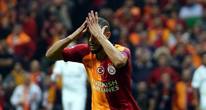Galatasaray taraftarından Belhanda'ya tepki