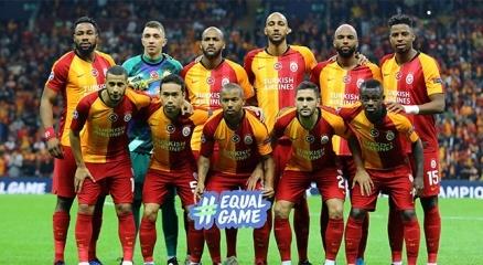 Galatasarayın Avrupada galibiyet hasreti 10 maça çıktı