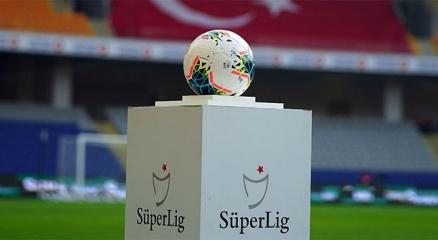 Süper Ligde ilk 3 haftanın programı açıklandı