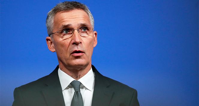 NATO Sekreteri Jens Stoltenberg: 'Doğu Akdeniz'de durumu endişe ile izliyorum'