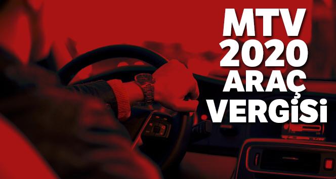 MTV 2020 Araç Vergisi Ne Kadar Kaç TL Oldu| 2020 MTV Hesaplama Ve Ödeme Ekranı !
