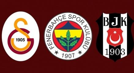 Galatasaray ve Beşiktaştan Fenerbahçeye geçmiş olsun mesajı