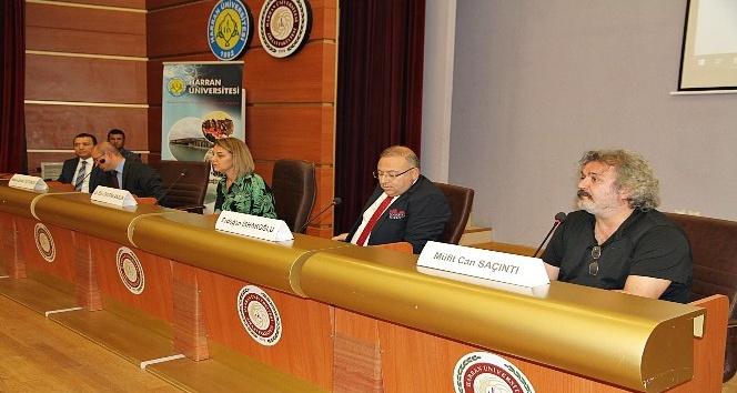 Mandıra filozofu Harran Üniversitesi'nde