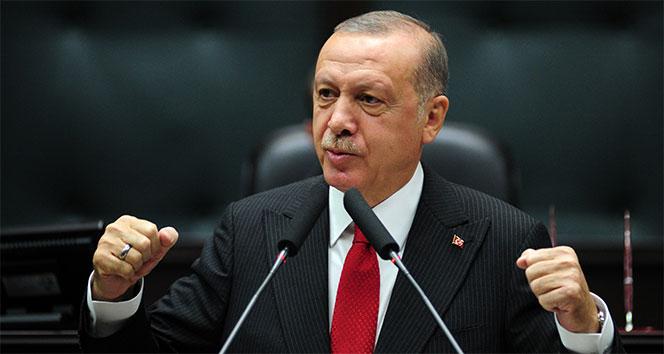 Cumhurbaşkanı Erdoğan'dan önemli açıklamalar! 'Meydanı darbecilere bırakmadık'