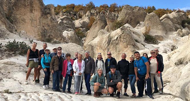 Frigya, Avrupalı turistlerin gözdesi olmaya başladı