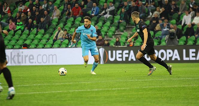 ÖZET İZLE: Krasnodar 3-1 Trabzonspor Maçı Özeti ve Golleri İzle | Krasnodar Trabzonspor kaç kaç bitti?