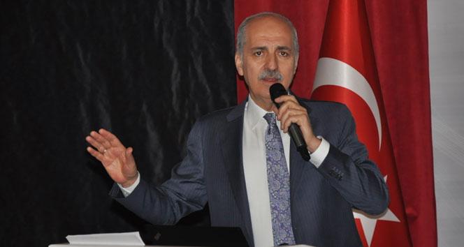 AK Parti Genel Başkan Vekili Kurtulmuş: 'Türkiye büyük oyunu görüyor'