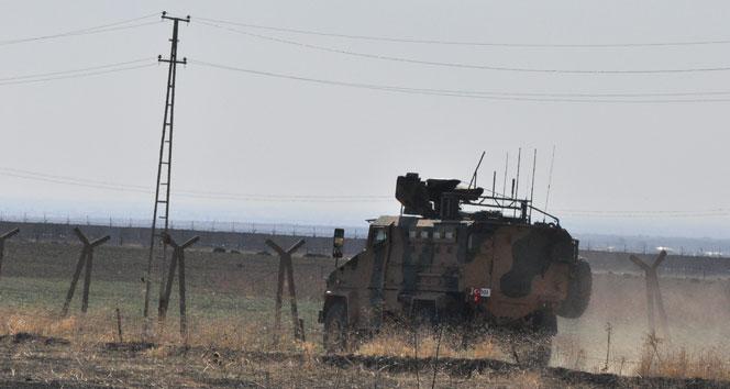 Türk-Rus askerlerinin 3'üncü kara devriyesi tamamlandı