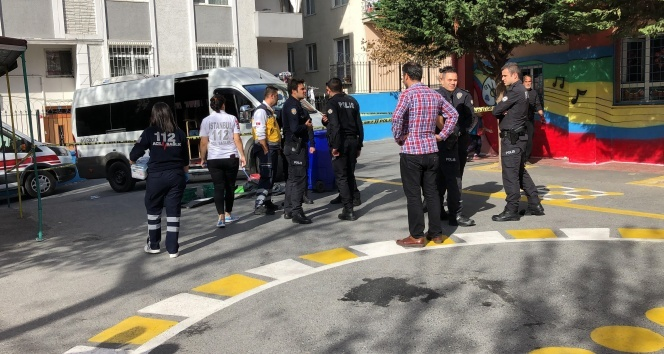 Avcılar'da okul bahçesinde Eylül'e çarpan servis aracı sürücüsü tutuklandı
