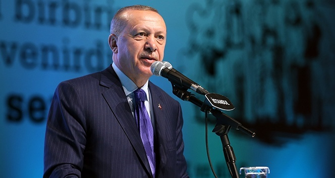 Cumhurbaşkanı Erdoğan: 'Bizi dertlendiren İslam ortak paydasıdır, ümmet olma şuurudur'