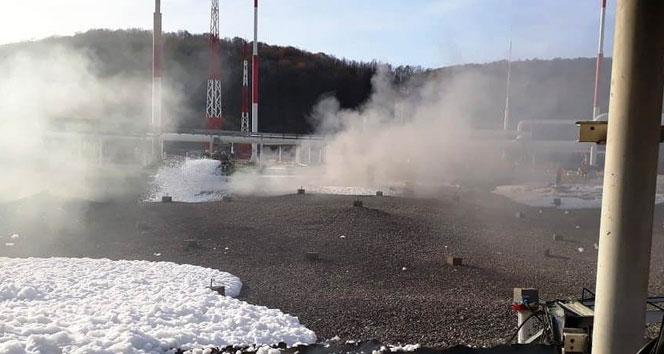 Rusya'da petrol tankeri patladı: 1 ölü, 5 yaralı