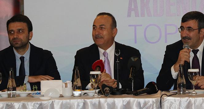 Bakan Çavuşoğlu: 'Büyük bir oyunu bozduk, sahadaki kazanımlarımızı masada kaybetmedik'