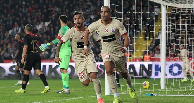 ÖZET İZLE: Gaziantep 0-2 Galatasaray Maç Özeti ve Golleri İzle | Gaziantep Galatasaray Kaç Kaç Bitti?