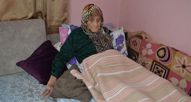 106 yaşındaki Şükriye nine Atatürk'ü anlattı