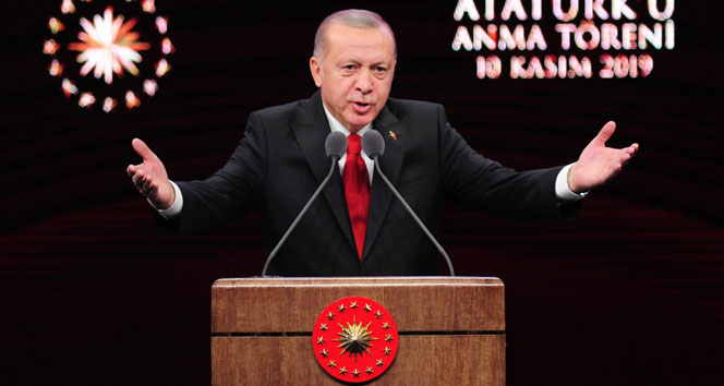Cumhurbaşkanı Erdoğan'dan Osmanlı iddialarına sert yanıt: 'Hepsi yalandır, iftiradır'