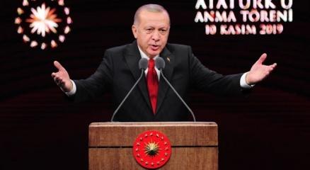 Cumhurbaşkanı Erdoğandan Atatürk istismarcılarına çok sert tepli