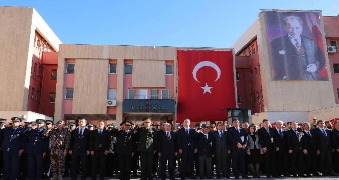 Mardin'de 10 Kasım Atatürk'ü anma etkinliği