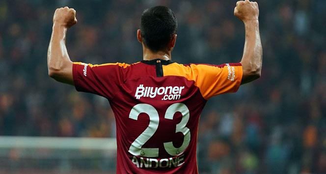 Galatasaray'da Florin Andone şoku