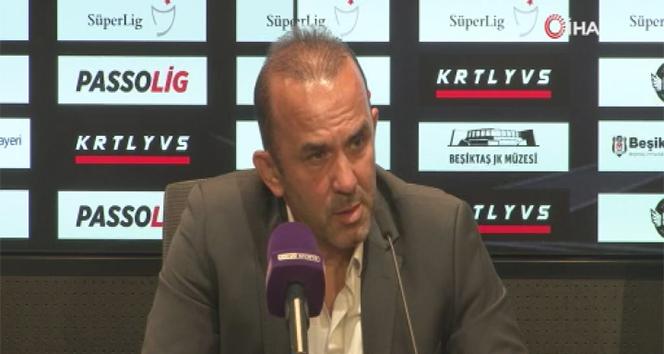 Mehmet Özdilek: 'Sackey kırmızı görse itiraz edemezdik'