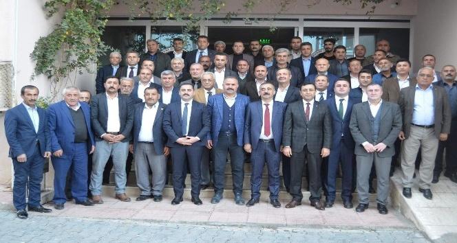 Siirt'te tarım değerlendirme toplantısı düzenlendi