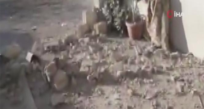 Esad rejiminden İdlib'e topçu saldırısı: 1 çocuk öldü, 3 yaralı