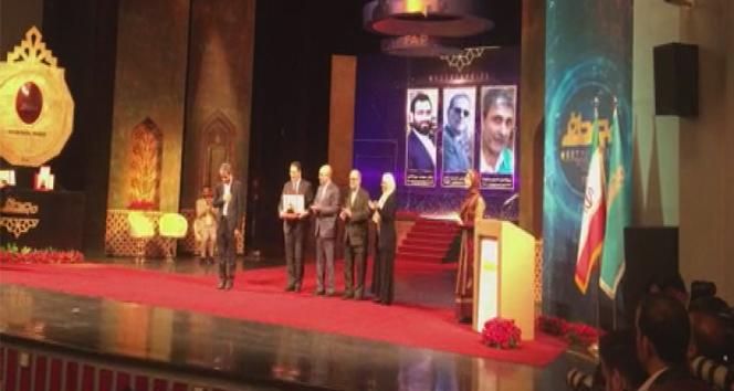 İran'da iki Türk bilim adamına ödül