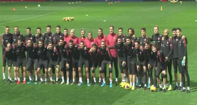 A Milli Takım, İzlanda ve Andorra hazırlıklarına başladı