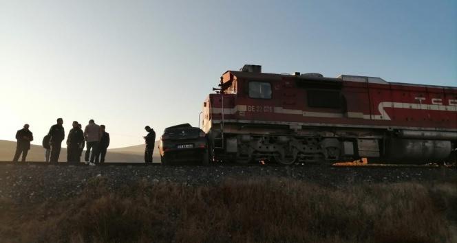 Elazığ'da tren kazası: 2'si ağır 3 yaralı