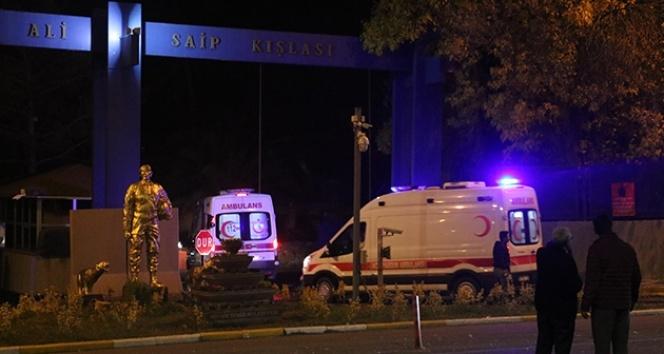 Şanlıurfa'daki mühimmat deposu patlamasında 17 kişi yaralandı