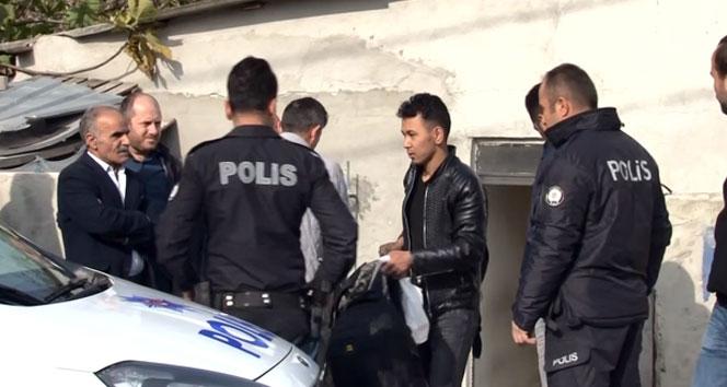 Sultangazi'de göçmen kaçakçıları Afgan aileyi eve kilitledi