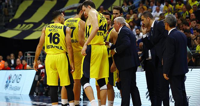 Fenerbahçe, CSKA Moskova'ya konuk olacak