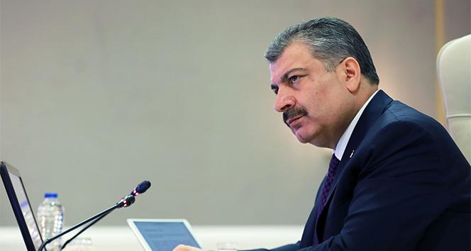 Sağlık Bakanı Koca: 'SBÜ, Afganistan, Filistin, Pakistan, Lübnan gibi ülkelerde de eğitim faaliyetlerine başlayacak'