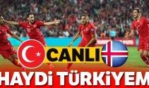 Türkiye İzlanda Canlı İzle TRT 1| Türkiye İzlanda Canlı Skor Maç Kaç Kaç