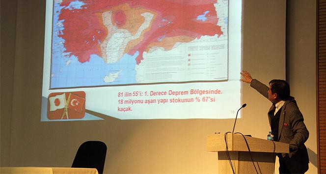 Japon Deprem Uzmanı uyardı: 'Türkiye'nin yüzde 97'si deprem riski taşıyor'
