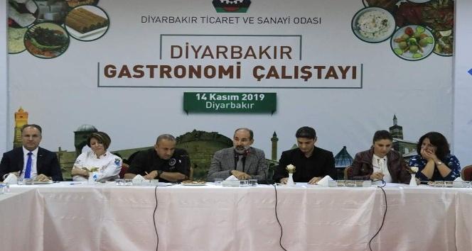 Diyarbakır'da gastronomi çalıştayı düzenlendi